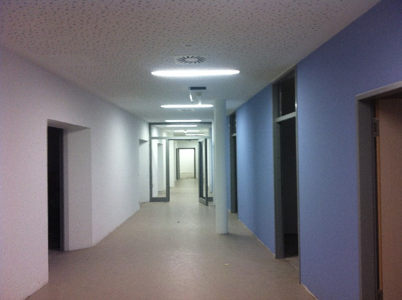 Umwandlung des Krankenhauses St. Elisabeth  zur KJP in Bad Hersfeld